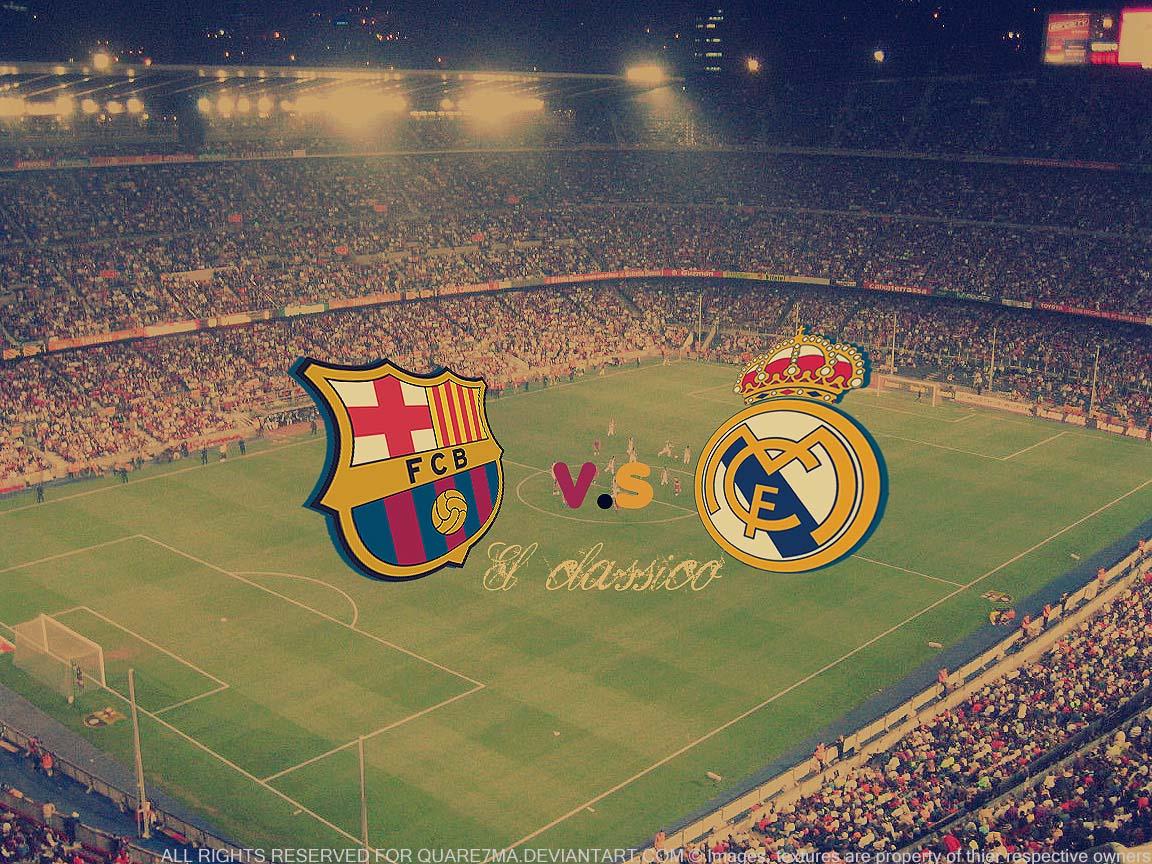 Clasico Real vs. Barça