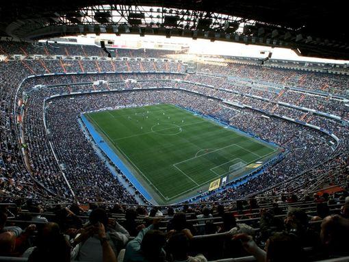 stade-bernabeu-madrid - Jeux Olympiques RIO 2016 Actusports.fr