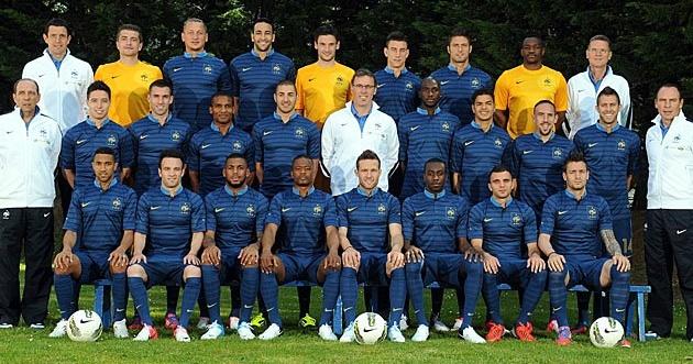 Photo equipe de france 2012 2013 coupe du monde 2018 football fifa russie - Classement de coupe de france ...