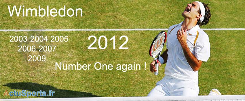 Roger Federer au sommet