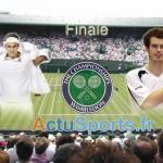 Finale Wimbledon 2012 Federer - Murray
