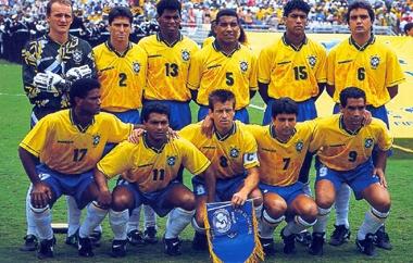 Match amical italie br sil le 21 mars gen ve suisse - Coupe du monde football 1994 ...