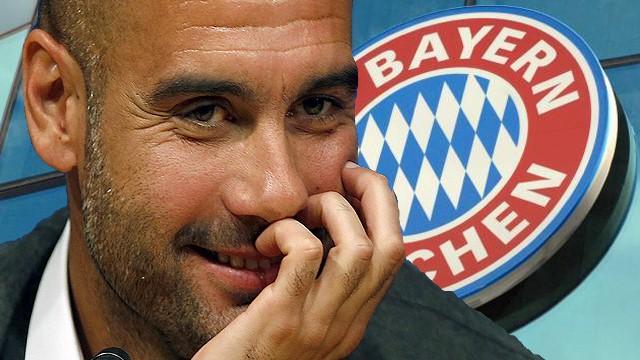 est Officiel, Guardiola sera le nouvel entraîneur du Bayern
