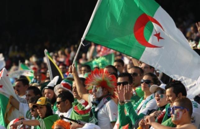 Algérie supporters de Fennecs