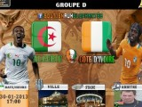 CAN 2013 Algérie CI