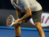 Photo : La tenue originale de Federer face à Davydenko