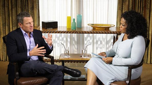 Suivez en direct l'entretien accordé par Armstrong à Oprah Winfrey !