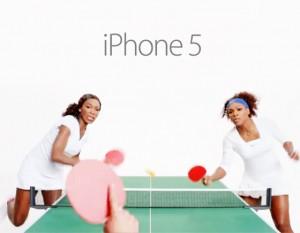 Venus-Serena-Williams-iPhone-5-pub-ad
