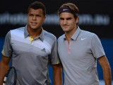 Vidéo Tsonga Federer Open Australie
