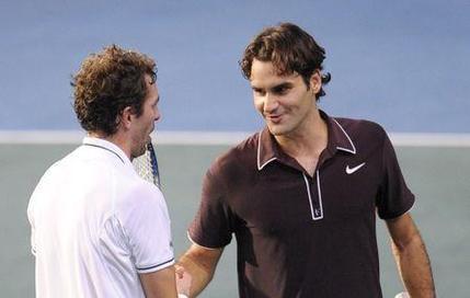 Federer Benneteau Rotterdam
