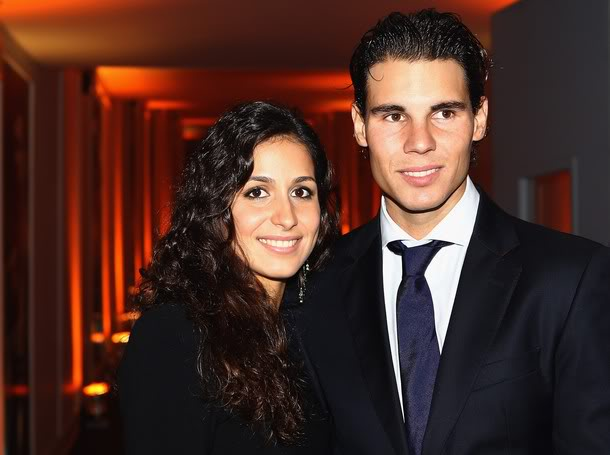 Nadal amp xisca couple glamour football tennis vid 233 os actualit 233
