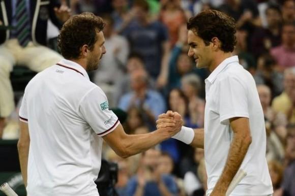 vidéo résumé Federer Benneteau Rotterdam