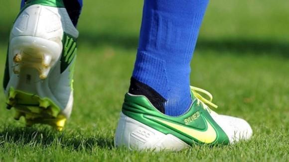 chaussure de foot avec prenom