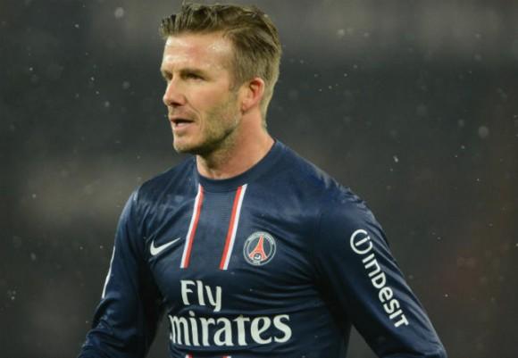 Beckham PSG retombées