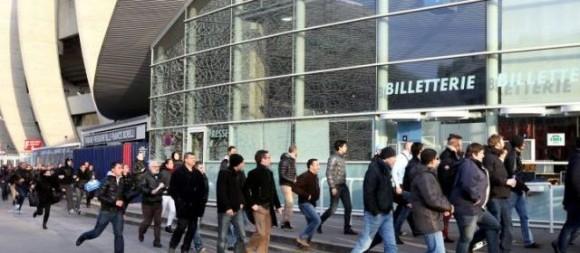 Billets PSG-Barça