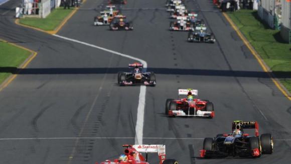 Grand Prix Australie 2013 Classement Course Qualifications