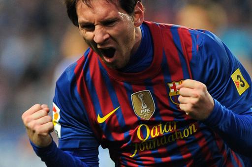 Vidéo but Messi FC Barcelone-Milan AC 1-0