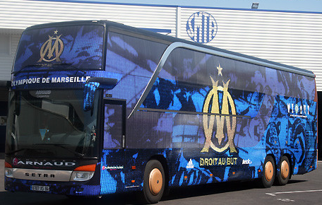 om bus - Jeux Olympiques RIO 2016 Actusports.fr