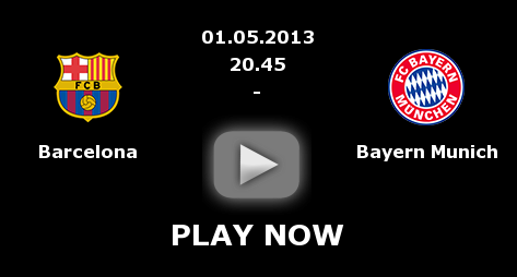 Barcelone-Bayern Munich streaming