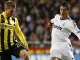 C. Ronaldo Match Borussia Real (phase de groupe)