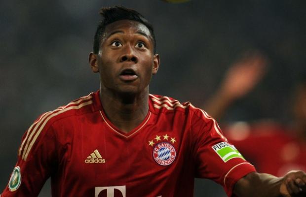 Vidéo but Alaba Bayern Munich-Juventus Turin