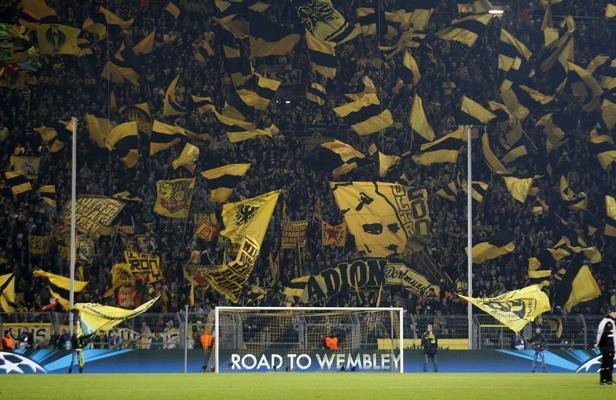 supporter Borussia Dortmund - Jeux Olympiques RIO 2016 Actusports.fr