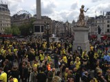 Photo : L'impressionnante colonie de supporters du Borussia à Londres