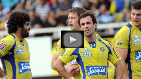 Clermont-Castres streaming (25/05/2013)