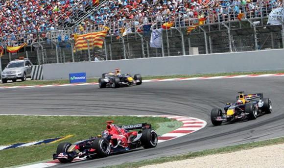 Grand Prix Espagne 2013 résumé vidéo