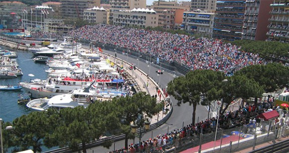 Grand Prix Monaco 2013