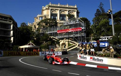 Grand Prix Monaco 2013 Classement Course Qualifications
