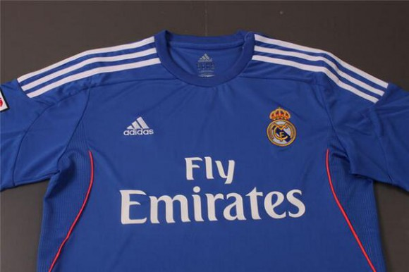 Maillot du Real Madrid saison 2013-2014