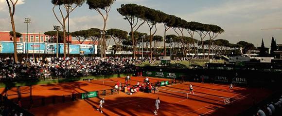 Tableau Rome 2013 ATP