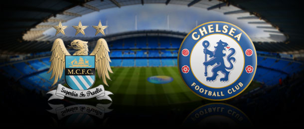 Video buts Chelsea-Manchester City