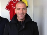 Photo : Zidane à Wembley pour Bayern-Borussia
