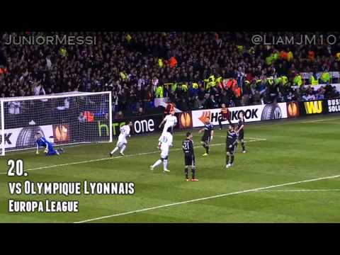 Video thumbnail for youtube video Vidéo 31 buts de Gareth Bale (Tottenham / Pays de Galles) 2012/2013