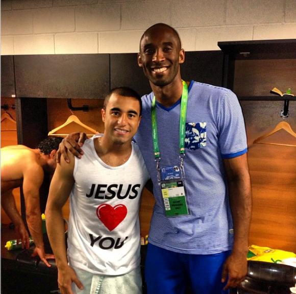 Lucas Moura Real Mar: ¿Cuánto Mide Kobe Bryant?