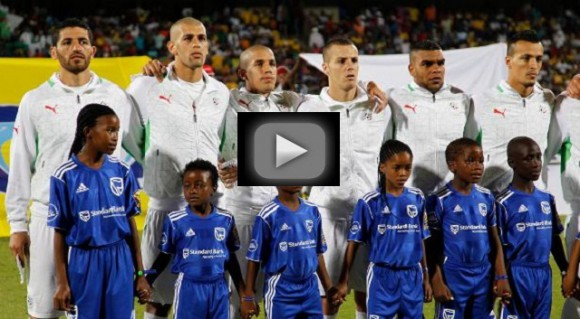 Algerie-Burkina Faso streaming