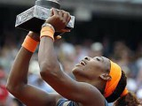 Photos Serena Williams gagne Roland Garros 2013