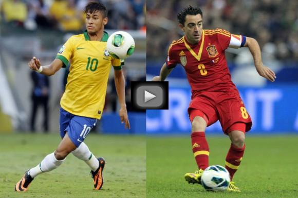 Brésil Espagne streaming