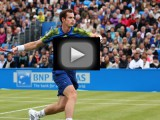 Murray-Cilic Queens 2013 Résultat en direct