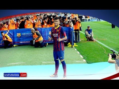 Video thumbnail for youtube video vid 233 o pr 233 sentation de neymar au