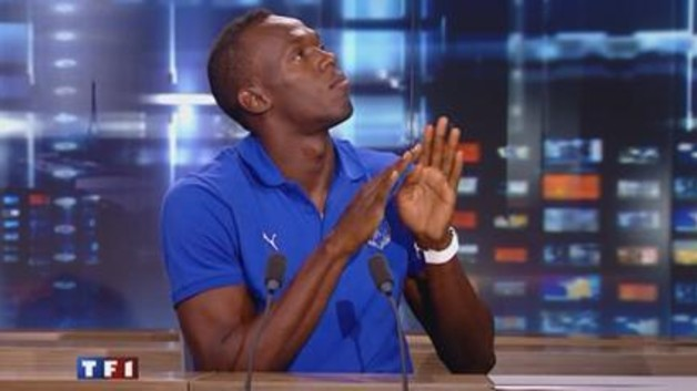 usain bolt pr t devenir joueur du psg. Black Bedroom Furniture Sets. Home Design Ideas