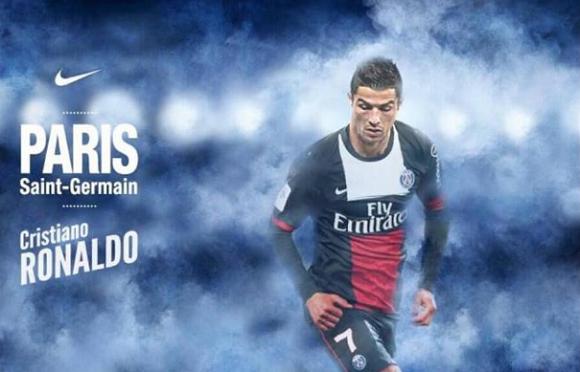 Mercato transfert de Cristiano Ronaldo au PSG en 2016