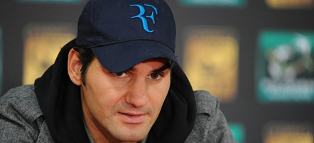 Federer Gstaad 2013