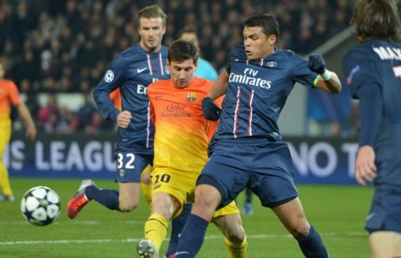 Thiago Silva Messi
