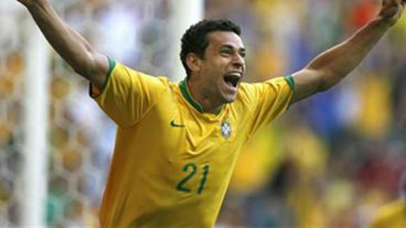 Vidéo but Fred Brésil-Espagne 1-0
