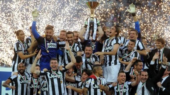 Classement Serie A 2013 2014