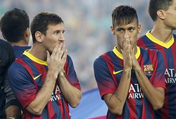 Neymar messi 2