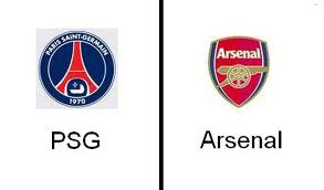 psg arsenal